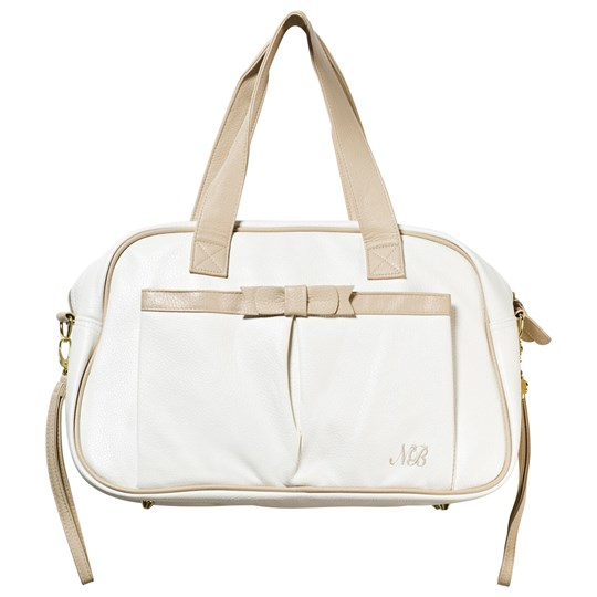 Mayoral Cream Bow Changing Bag Cream
