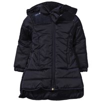 Billieblush Puffer Jacket Navy