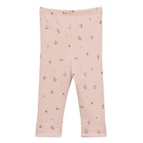 Livly Essential Leggings Mauve Flowers mauve flowers