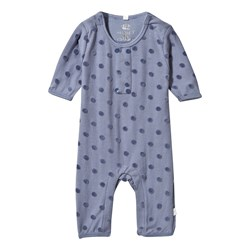 Hust&Claire Baby One-Piece With Polka Dots
