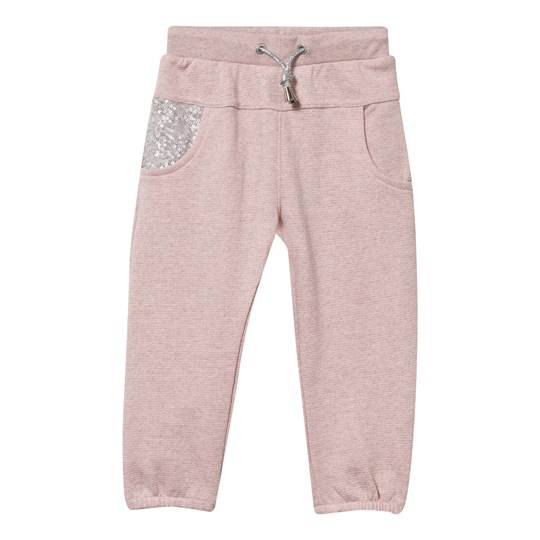 Hust&Claire Jogging Trousers Rose cloud melange