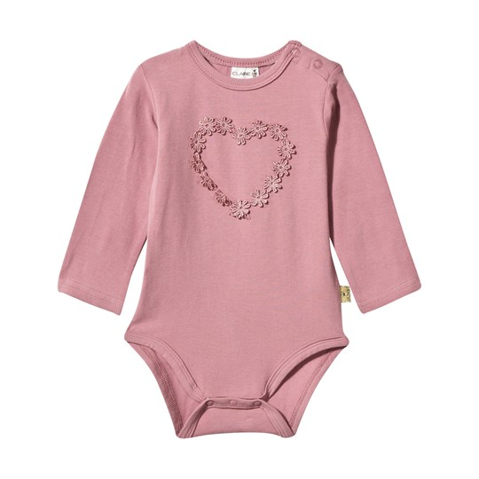 Hust&Claire Body With A Heart Dark Rose