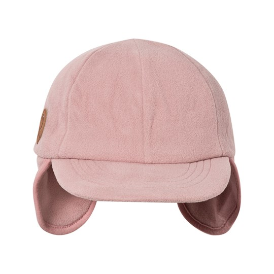 Mini Rodini Fleece Cap Pink Pink