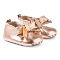Carrément Beau Ballerina Shoes Copper Copper