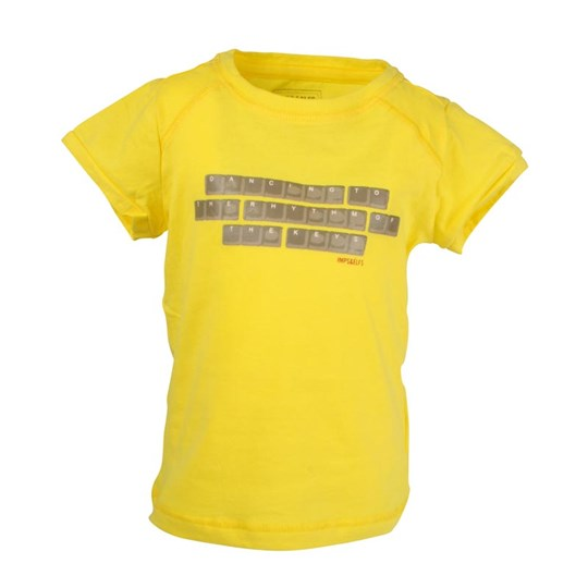 Imps & Elfs T-shirt Sunlight Yellow