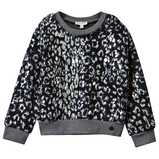 Kenzo Abba 2 Sweat Shirt Black Black