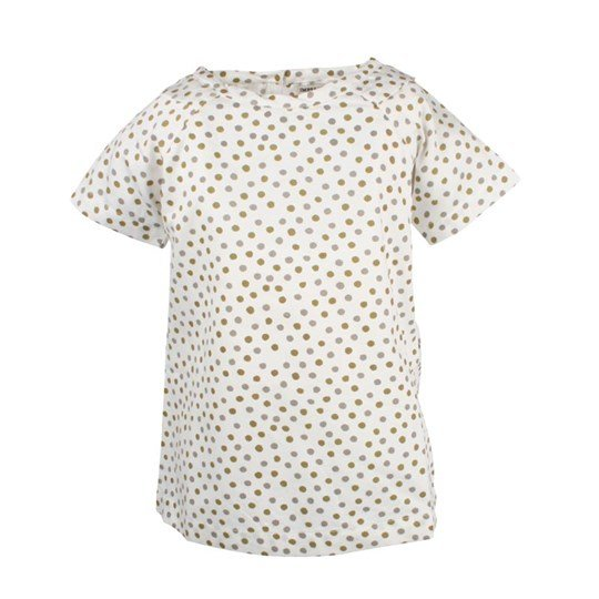 Imps & Elfs Dress Dots White