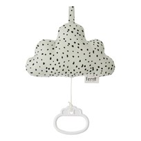 ferm LIVING Cloud Music Mobile Black
