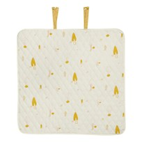 ferm LIVING Rose Stick Changing Blanket Multi