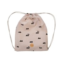 ferm LIVING Rabbit Gym Bag Rabbit