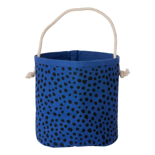 ferm LIVING Blue Billy Basket - Mini Blue Billy