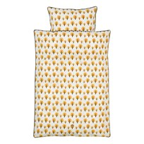 ferm LIVING Dotty Bedding - Yellow - Junior Yellow