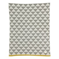 ferm LIVING Little Remix Blanket Black