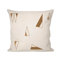 ferm LIVING Cone Cushion - Mint Mint