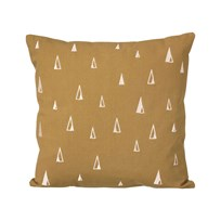 ferm LIVING Cone Cushion - Curry Curry