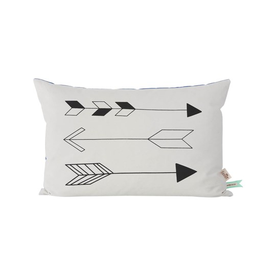 ferm LIVING Native Arrow Cushion Native