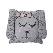 ferm LIVING Little Ms. Rabbit Cushion Rabbit