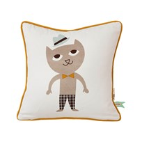 ferm LIVING Cat Cushion Cat