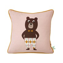 ferm LIVING Bear Cushion Bear