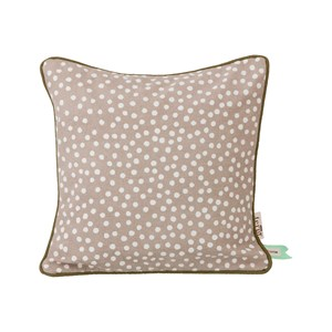 Image of ferm LIVING Dots Cushion - Grey (2743715893)