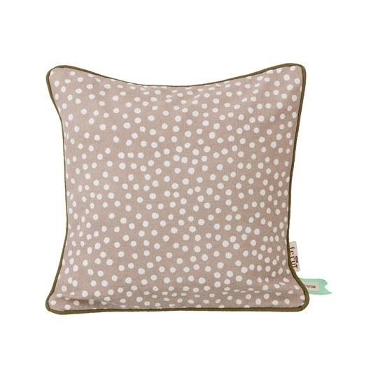 ferm LIVING Dots Cushion - Grey Dots