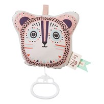 ferm LIVING Billy Bear Music Mobile - Rose Multi