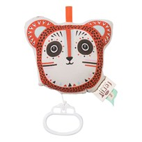 ferm LIVING Billy Bear Music Mobile - Orange Orange