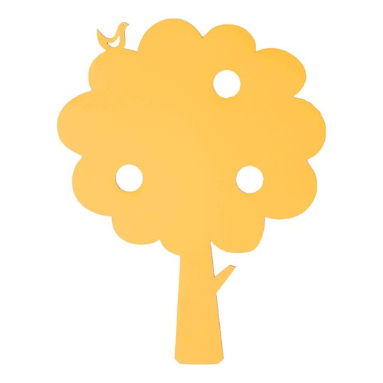 ferm LIVING Tree Lamp - Yellow Yellow