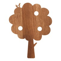 ferm LIVING Tree Lamp - Smoked Oak Smoked Oak