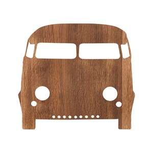 Image of ferm LIVING Car Lamp - Smoked Oak (3125344669)