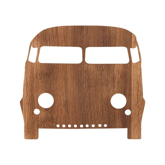 ferm LIVING Car Lamp - Smoked Oak Smoked Oak