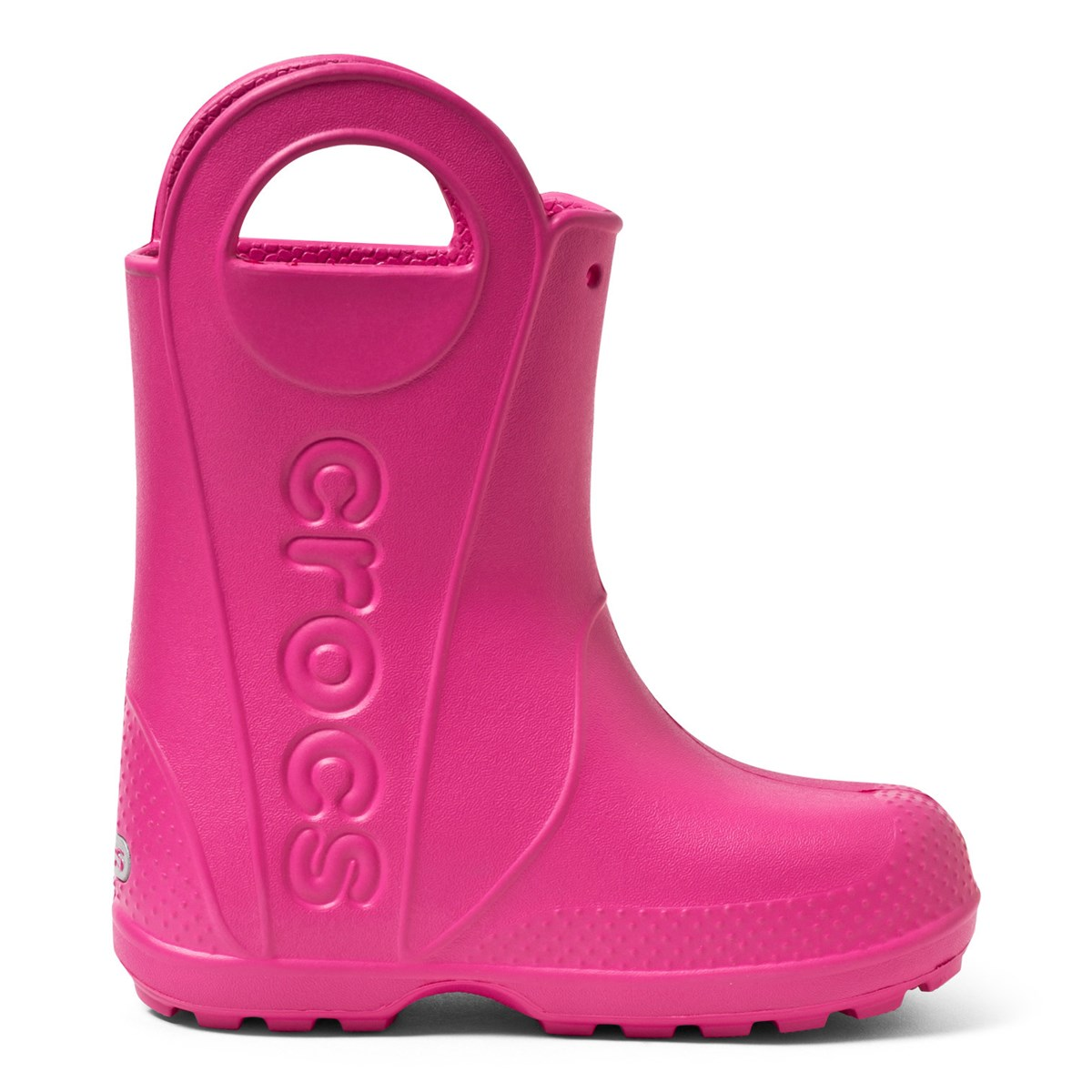 Crocs Unisex Kids/' Handle It Rain Boot K