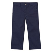 Ralph Lauren Slim-fit Cotton Twill Byxor True Navy True Navy