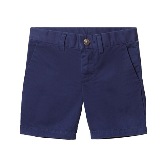 Ralph Lauren Slim-fit Cotton Twill Shorts True Navy h True Navy
