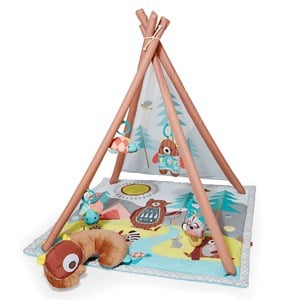 Image of Skip Hop Camping Cubs Baby Activity Gym (3057103313)