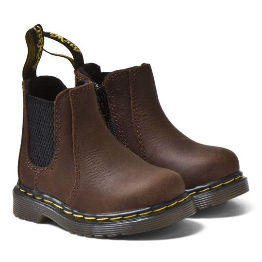 Dr. Martens Shenzi Boots Brown BROWN