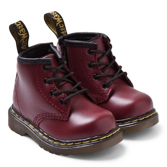 Dr. Martens Broklee Boots Cherry Red Cherry Red