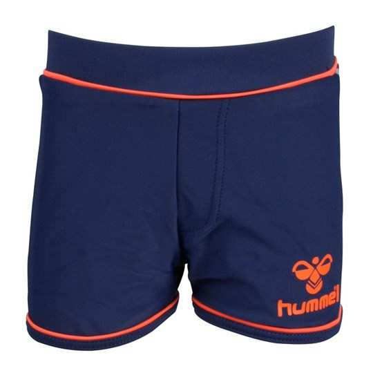 Hummel Yakow Swim Trunk Blue