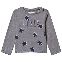 Levis Kids Long Sleeve Tee Ravly Multiple Colors