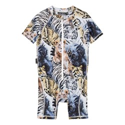 Molo Neka Swimsuit Wild Cats