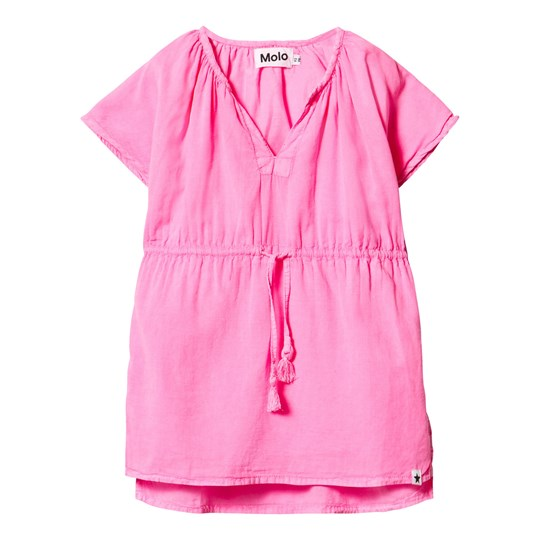 Molo Caly Dress Knockout Pink Knockout Pink