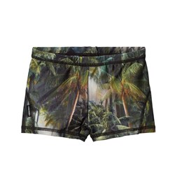 Molo Norton Trunks Camo Palms