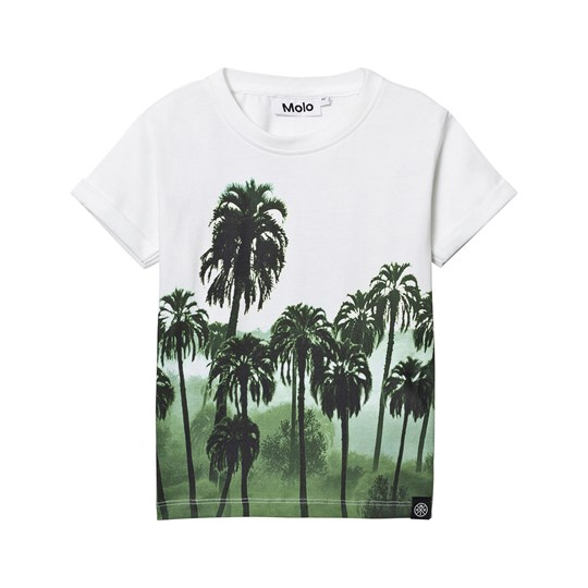 Molo Rubin T-shirt Palm Forest Palm Forrest