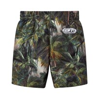 Molo North Boardies Swimming Shorts Camo Palms Camo Palms