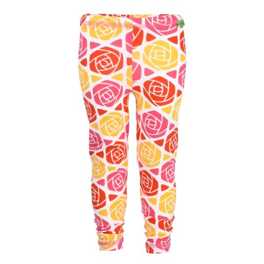 Plastisock Leggings Kids Rose Garden Pink Pink