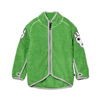 Molo Ulan Fleece Jacket Online Green Online Green