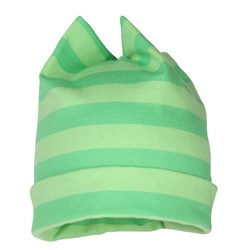 Plastisock Crown Cap Stripe Green/LIghtgreen