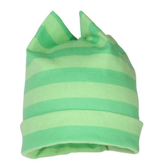 Plastisock Crown Cap Stripe Green/LIghtgreen Green