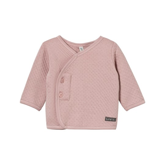 Hust&Claire Jersey Cardigan Dusty Rose Dusty Rose
