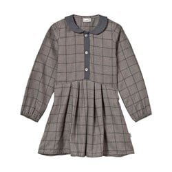 Hust&Claire Plaid Dress